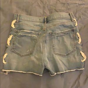 Express Shorts - Denim Shorts
